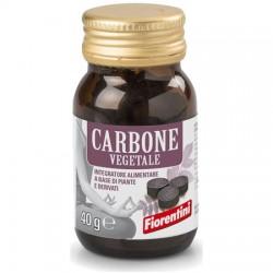 Carbon Vegetal + Lactobacilus.