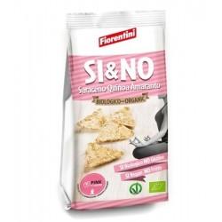 Bio Snack Crujiente de Sarraceno, Quinoa y Amaranto