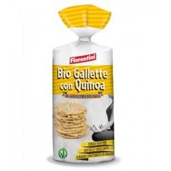 Bio Tortas de Quinoa