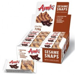 Amki Sesamo con Choco Fondant