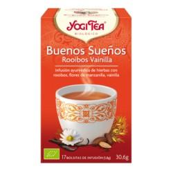 Té Buenas Noches Rooibos + Vainilla