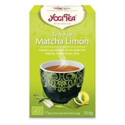 Té Matcha Limon