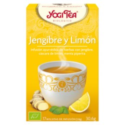 Té Jengibre y Limon