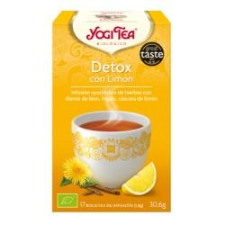 Té Detox con Limón