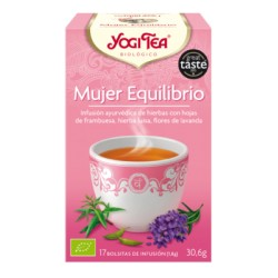 Té Mujer Equilibrio