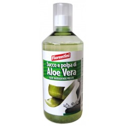 Aloe Vera Jugo y Pulpa pura