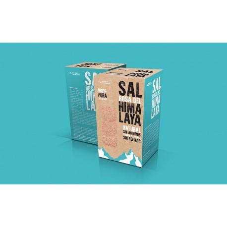 Sal Rosa del Himalaya Extrafina CAJA