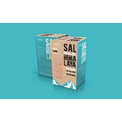 Sal Rosa del Himalaya Granulada CAJA