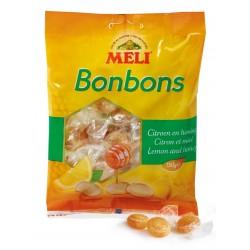 Caramelos de Miel y Limon 150gr