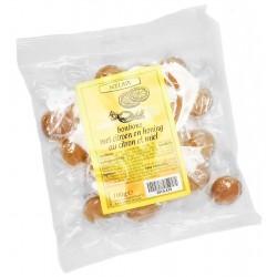 Caramelos de Miel + Limón 100gr