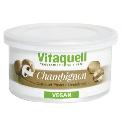 Paté Vegetal Champiñón
