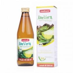 Bio Aloe Vera Direct Juice 99,8% 330 ml